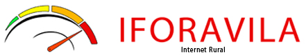 Iforavila Internet Rural Logo